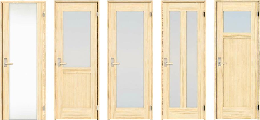 >内装ドア