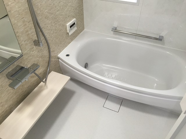 浴室洗面室リフォーム