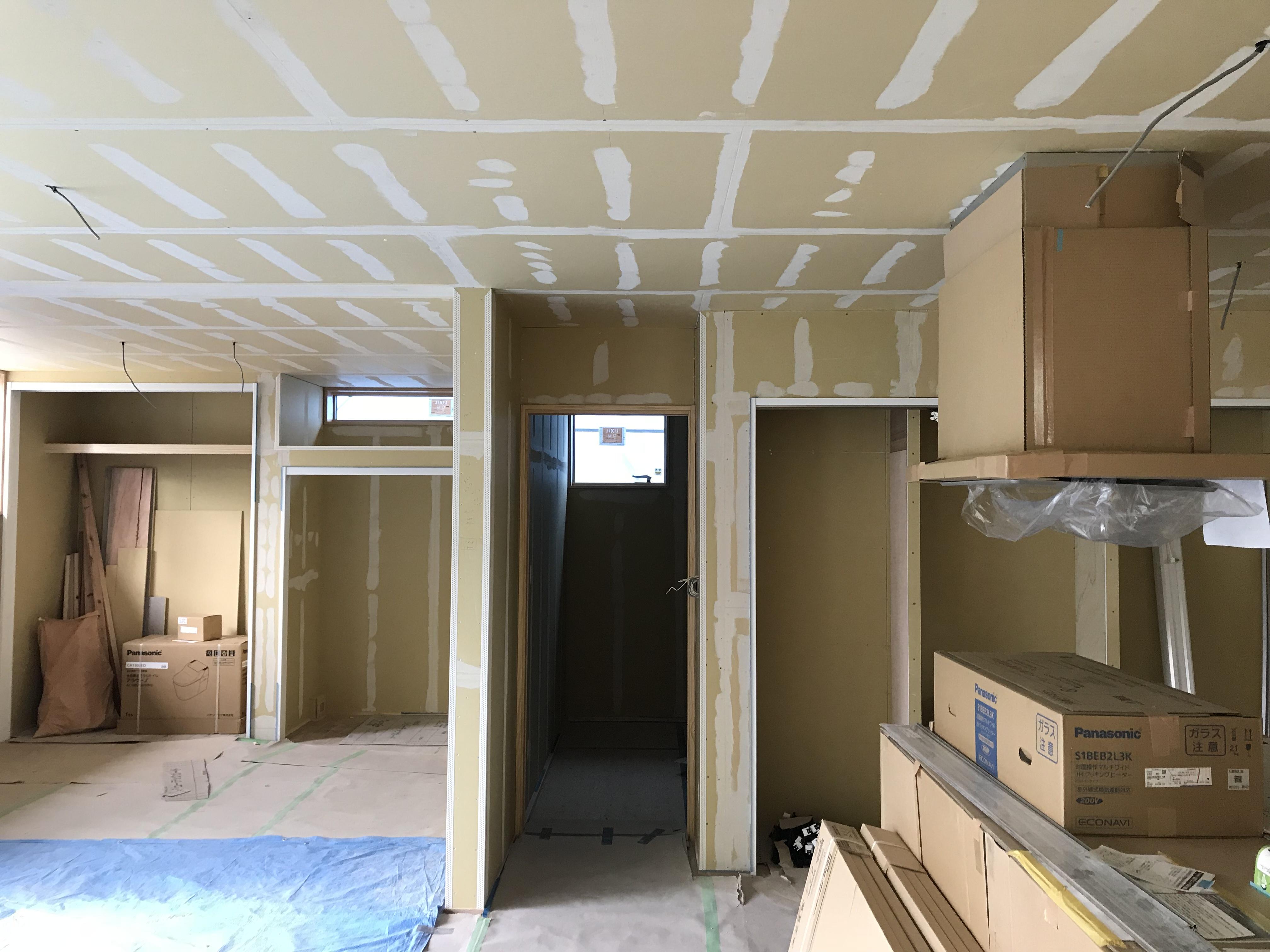 北海道でも暮らせる 平屋の新築工事