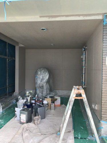 東京 屋根葺き替え、外壁塗装工事