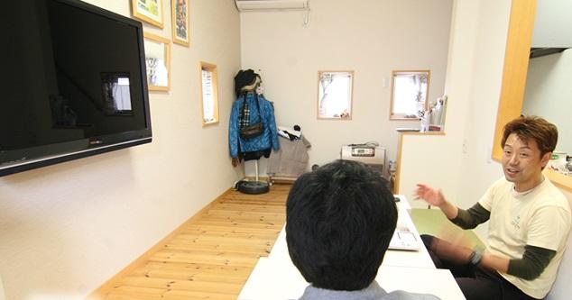 栃木県 /オーダー家具製作事例