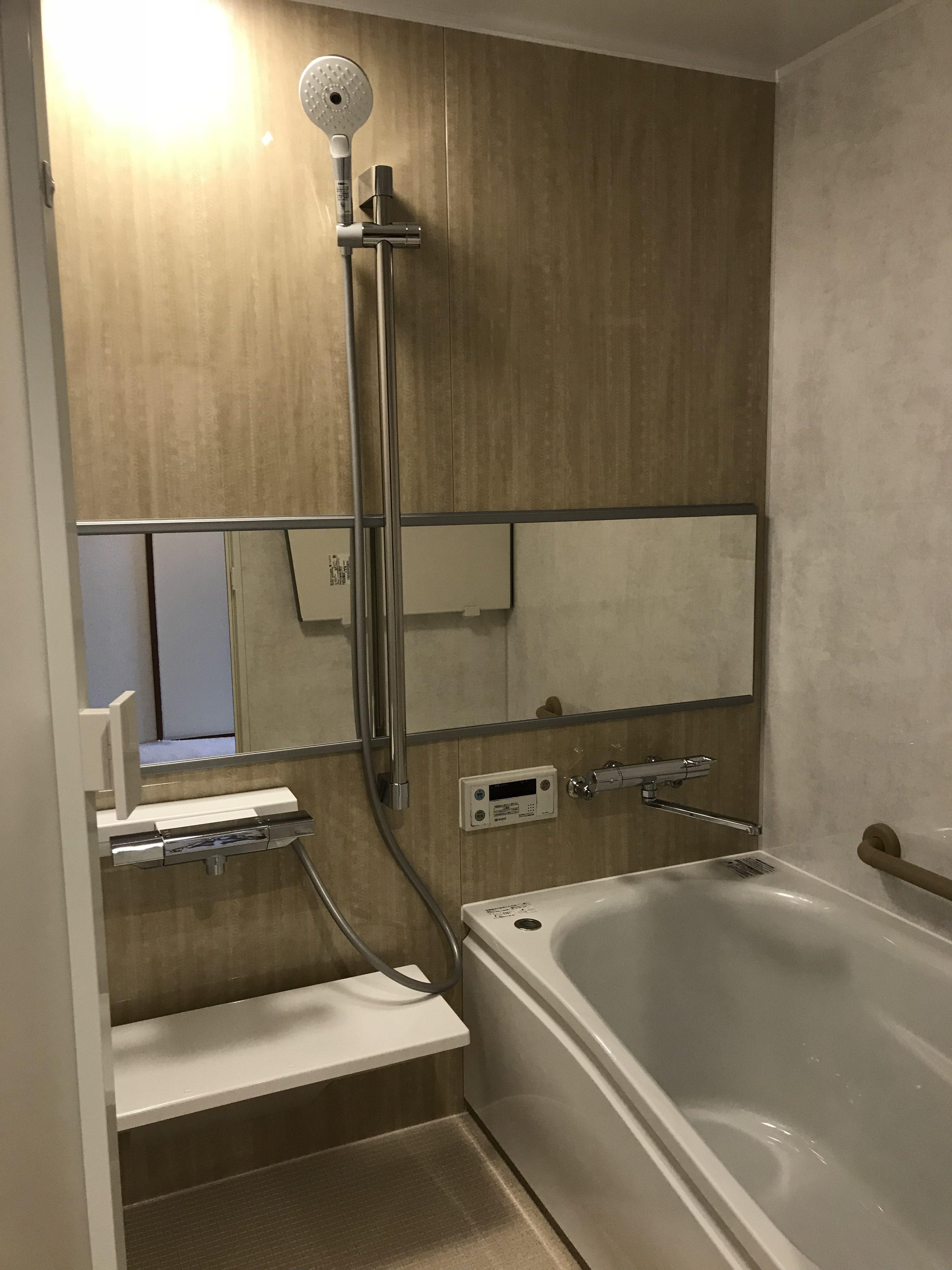 浴室 マンションリフォーム