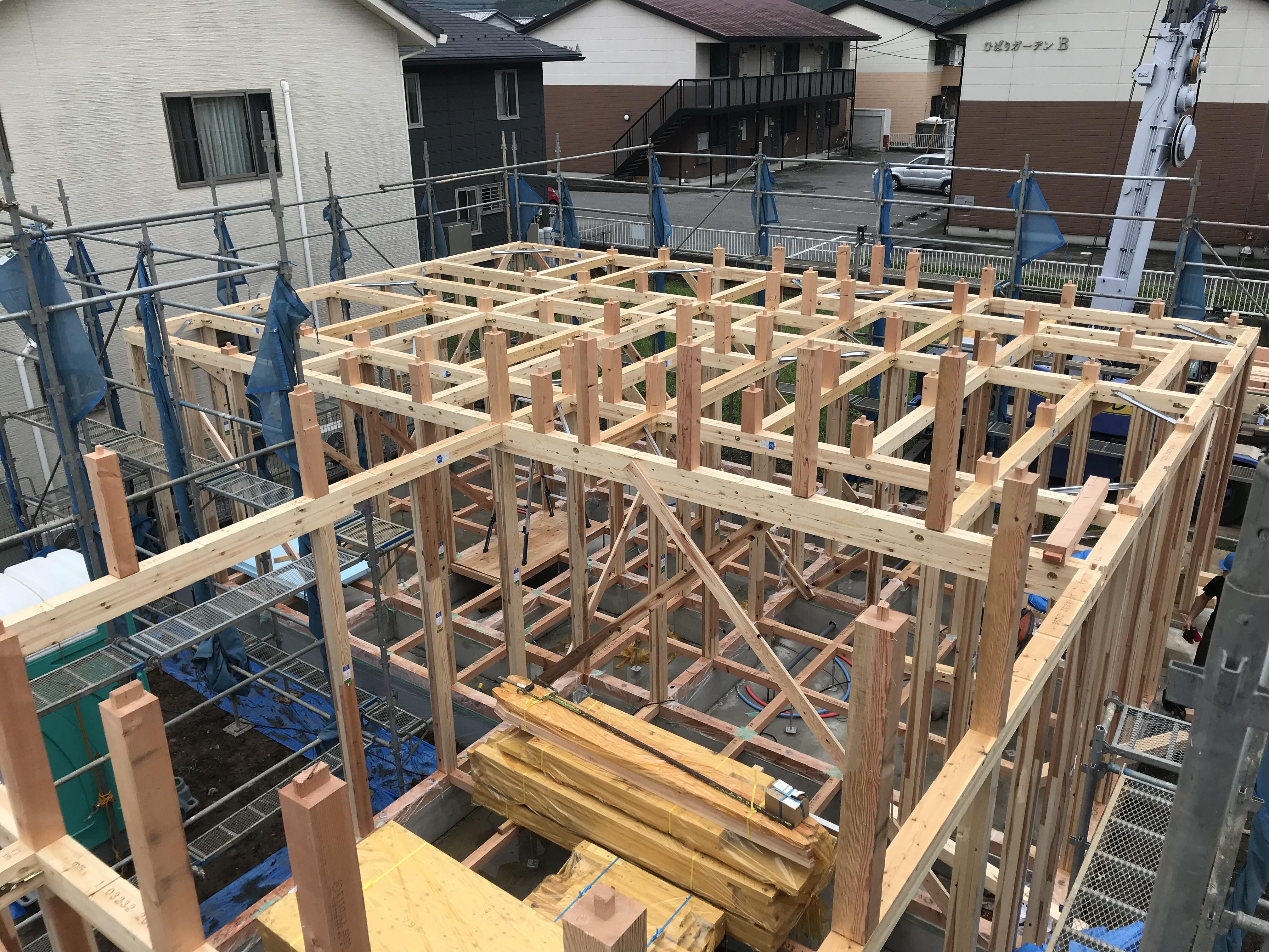 注文住宅で建てる 平屋の新築