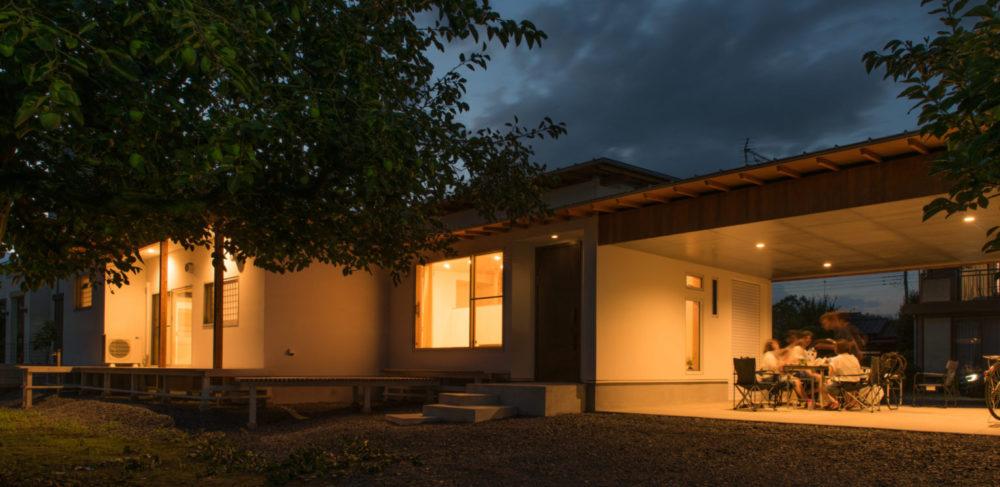 HEAT20(ヒート) G2/UA値0.28 36坪の平屋新築